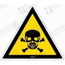 Atsargiai, toksiškos medžiagos