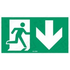 Evakuacinis išėjimas žemyn