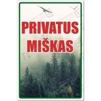 Privatus miškas