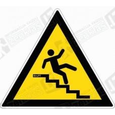 Atsargiai laiptai