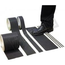 Lipni juosta slydimui sumažinti (Anti-Slip) Abrazyvinės juostos.