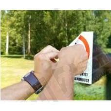 Kaip klijuoti lipdukus, lipduko klijavimo instrukcija